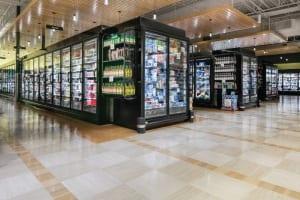 Interior Surface Retail