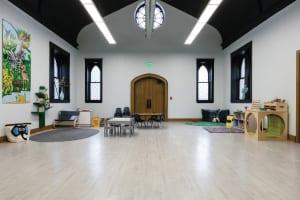 Interior Surface Worship