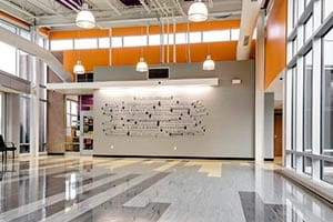 Project Featured Delasalle Education Center