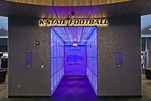 Project Featured Bill Snyder Family Stadium